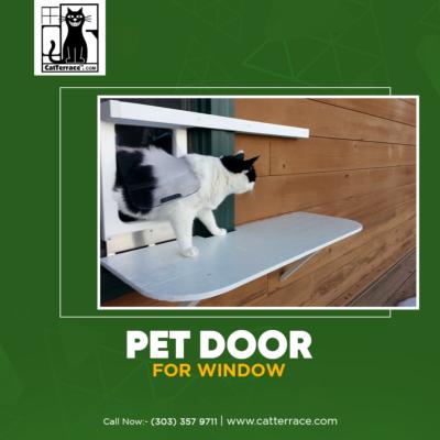 Pet Window Doors